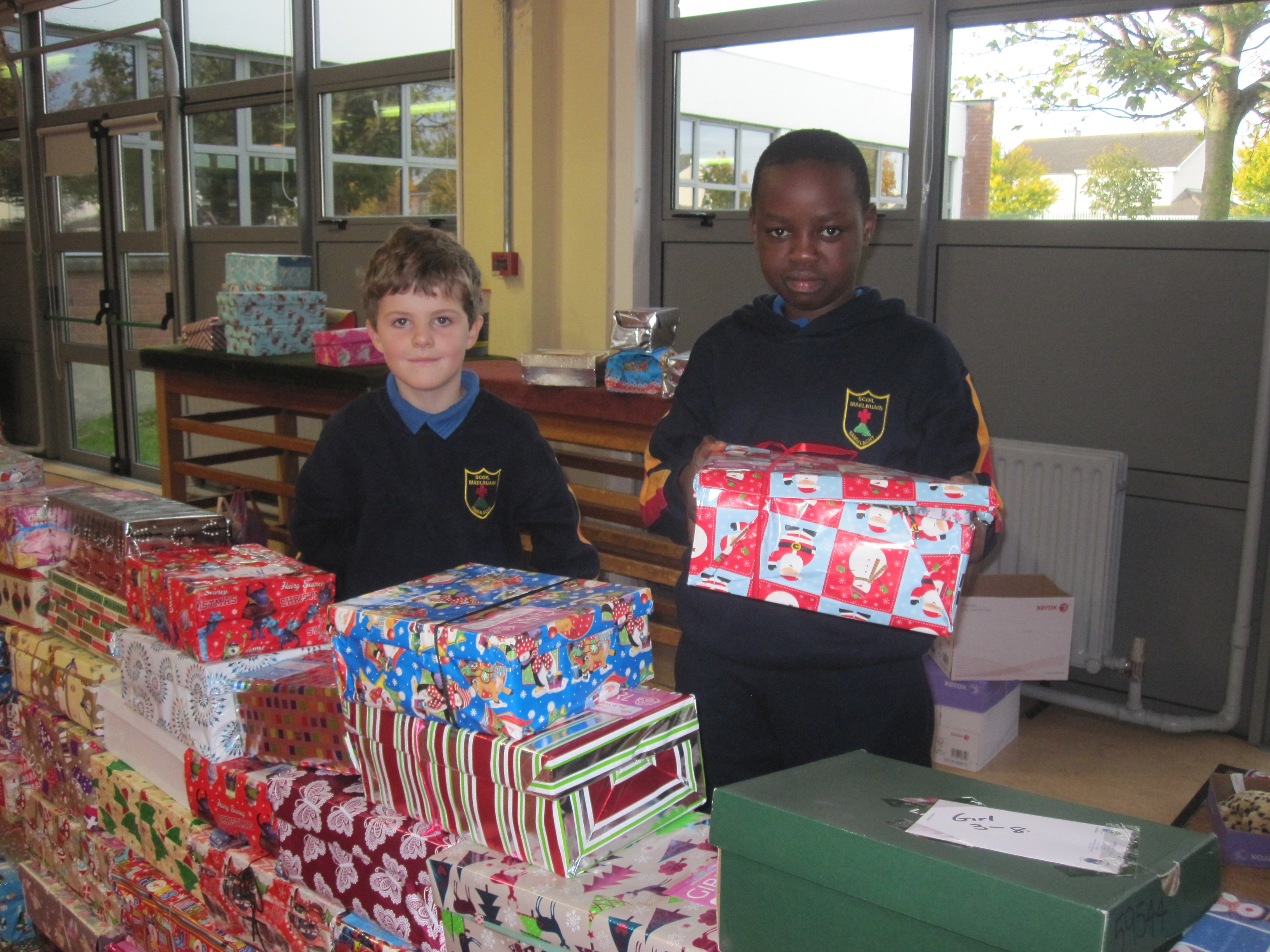 Christmas Box Appeal